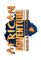 African Adventure: Safari in the Okavango - Logo (xs thumbnail)