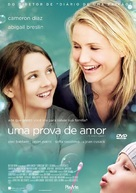 My Sister's Keeper - Brazilian DVD movie cover (xs thumbnail)