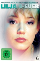 Lilja 4-ever - German DVD cover (xs thumbnail)