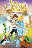 The Swan Princess: The Mystery of the Enchanted Kingdom - DVD cover (xs thumbnail)