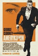 The American - Polish Movie Poster (xs thumbnail)