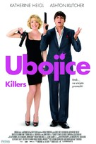 Killers - Croatian Movie Poster (xs thumbnail)