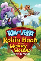Tom and Jerry: Robin Hood and His Merry Mouse - Movie Poster (xs thumbnail)