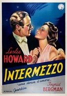 Intermezzo: A Love Story - Italian Movie Poster (xs thumbnail)