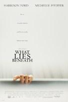 What Lies Beneath - Movie Poster (xs thumbnail)