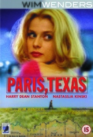 Paris, Texas - British Movie Cover (xs thumbnail)