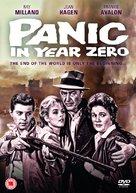 Panic in Year Zero! - British DVD cover (xs thumbnail)
