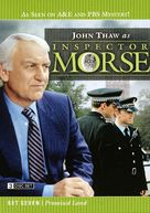 """Inspector Morse"" - DVD movie cover (xs thumbnail)"