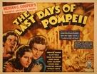 The Last Days of Pompeii - Movie Poster (xs thumbnail)