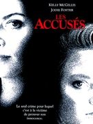 The Accused - French Movie Cover (xs thumbnail)