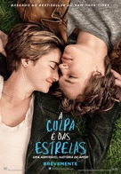 The Fault in Our Stars - Portuguese Movie Poster (xs thumbnail)