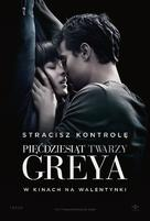 Fifty Shades of Grey - Polish Movie Poster (xs thumbnail)