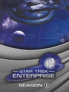 """Star Trek: Enterprise"" - DVD cover (xs thumbnail)"
