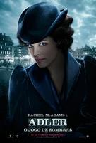 Sherlock Holmes: A Game of Shadows - Brazilian Movie Poster (xs thumbnail)
