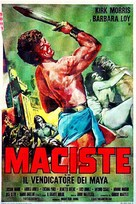 Maciste il vendicatore dei Maya - Italian Movie Poster (xs thumbnail)