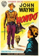 Hondo - Spanish Movie Poster (xs thumbnail)