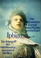 Iphigenia - German Movie Poster (xs thumbnail)