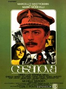 Casanova '70 - French Movie Poster (xs thumbnail)