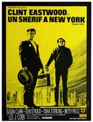 Coogan's Bluff - French Movie Poster (xs thumbnail)