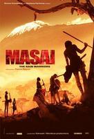 Massai - Les guerriers de la pluie - Movie Poster (xs thumbnail)
