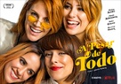 A pesar de todo - Spanish Movie Poster (xs thumbnail)
