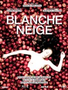 Blanche Neige - French Movie Poster (xs thumbnail)