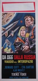 Spaceways - Italian Movie Poster (xs thumbnail)