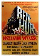 Ben-Hur - Italian Movie Poster (xs thumbnail)