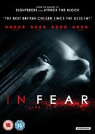 In Fear - British DVD movie cover (xs thumbnail)