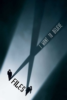 The X Files: I Want to Believe - Turkish Movie Cover (xs thumbnail)