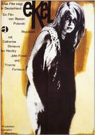 Repulsion - German Movie Poster (xs thumbnail)