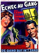 The Shadow on the Window - Belgian Movie Poster (xs thumbnail)