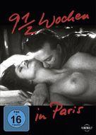 Love in Paris - German DVD cover (xs thumbnail)