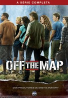 """""""Off the Map"""" - Brazilian DVD movie cover (xs thumbnail)"""
