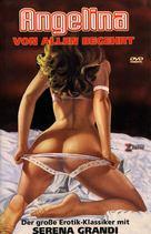 La signora della notte - German DVD cover (xs thumbnail)