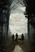 A Quiet Place: Part II - British Teaser movie poster (xs thumbnail)