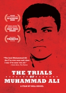 The Trials of Muhammad Ali - DVD cover (xs thumbnail)