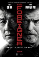 The Foreigner - Indonesian Movie Poster (xs thumbnail)