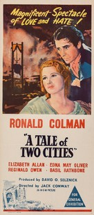 A Tale of Two Cities - Australian Movie Poster (xs thumbnail)