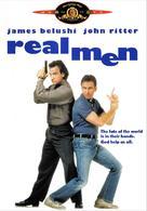 Real Men - DVD cover (xs thumbnail)
