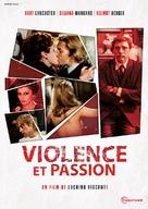 Gruppo di famiglia in un interno - French DVD cover (xs thumbnail)