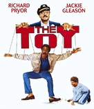 The Toy - Blu-Ray cover (xs thumbnail)