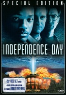 Independence Day - German Movie Cover (xs thumbnail)