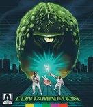 Contamination - British Blu-Ray cover (xs thumbnail)