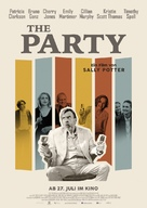 The Party - German Movie Poster (xs thumbnail)