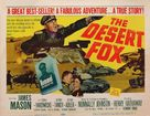The Desert Fox: The Story of Rommel - Movie Poster (xs thumbnail)