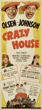 Crazy House - Movie Poster (xs thumbnail)