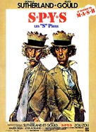 S*P*Y*S - French Movie Poster (xs thumbnail)