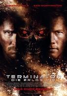 Terminator Salvation - German Movie Poster (xs thumbnail)