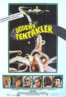 Tentacoli - Swedish Movie Poster (xs thumbnail)